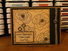 Love Generously Card