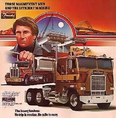 Freightliner Ad