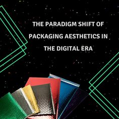 The Paradigm Shift of Packaging Aesthetics in the Digital Era ✔️ @ https://www.packagingsuppliesbymail.com/blog/paradigm-shift-of-packaging-aesthetics-in-the-digital-era/ #Packaging #Shipping #Packers #FreeShipping #Coupon #Discount
