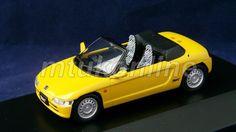 KYOSHO 2007   HONDA BEAT 1991   1/43   J-COLLECTION LIMITED EDITION 1,008PCS