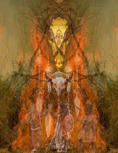 Samhain | Health, Wealth and Wisdom: Halloween: Just a Specter of Samhain