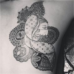 Jesse Singleton tattoos at Scratchline Tattoo, Kentish Town, London He specialises in the following styles and images - Henna, Mandala, Tribal, Blackwork, Black and Grey, Patternwork, Full Sleeve, Full Leg tattoo, Large scale, Geometric, Birds and Flowers, Natural Organic Shapes