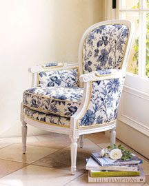 French Country Chair | My Romantic Home