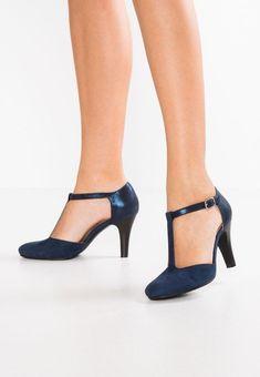 f942ae07448742 Chaussures Divine Factory Escarpins à talons hauts - marine bleu foncé: 44,95  €