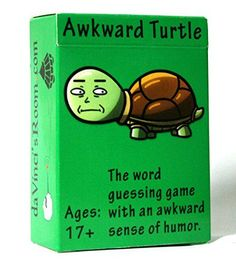 Travel Games - Awkward Turtle  The Adult Party Word Game >>> Want additional info? Click on the image.