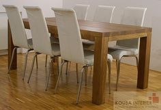 Dining Chairs, Dining Table, Furniture, Home Decor, Wood, Dining Chair, Dinning Table, Interior Design, Dining Rooms