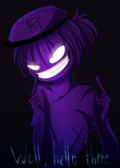 Purple Guy (Dark side of CrazyTeamPlay) by N-SteiSha25