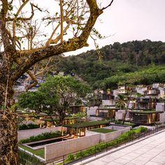 Where Equilibrium Prevails: Phase II of The Naka Phuket