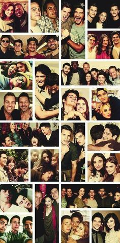 IM GONNA MISS THEM MORE THAN ANYTHING BEST CAST EVERRR