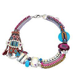 Reminiscence Tribal ego necklace