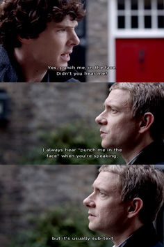25 Days of Sherlock: Day 5 Funniest Scene: I love this part xD this one was a hard decision too!