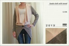 New from Fitting Room Pink/grey Blue/grey