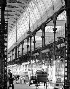 Smithfield Meat Market, City of London