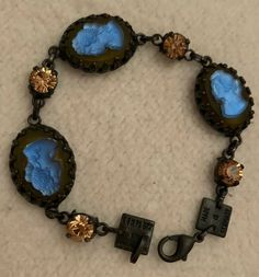 Konplott Armband Schwarz Blau Gemme Charmed, Bracelets, Ebay, Jewelry, Stud Earring, Bangle Bracelets, Jewellery Making, Jewerly, Jewelery