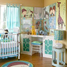 Baby Batman Crib Set
