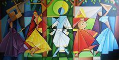 The Dance of Love by Cheenu Pillai