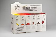 Packaging of the World: Creative Package Design Archive and Gallery: Sabadì
