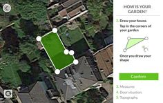 How about this for a clever feature! The modify tool, you can pinch, drag… Walkabout, Vr, Shrubs, City Photo, Garden Design, Clever, Home And Garden, Gardens, Change
