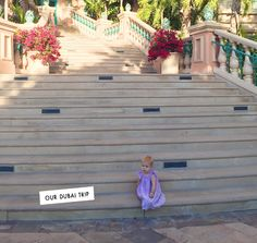 Dubai with kids {all the top tips to travel}