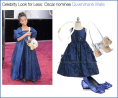 "Celebrity crush: #Oscar nominee Quvenzhané Wallis & her ""puppy purse."" #adorable"
