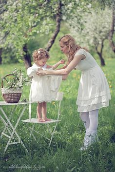 Mommy and Me | kids | baby | family photography | photo session ideas | Mom & Daughter