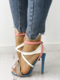 9754 Best High Heeled Sandals images in 2019  7a7323c3d