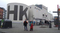 Le musée d'art contemporain M KHA à Anvers