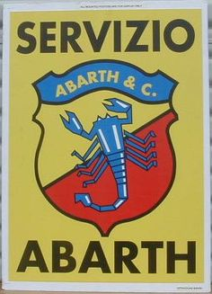 #Abarth Service Department