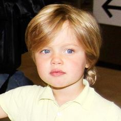 Shiloh Jolie-Pitt's Changing Looks - 2010 - from InStyle.com