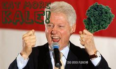Bill Clinton Provides an Inside Look Into His Plant-Powered Diet