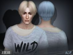 New Hair mesh ll 27 colors ll Support HQ mod ll no morph ll smooth bones assignment ll support with hats ll All LODs ll with Ambient Occlusion/Shadow Map  Found in TSR Category 'Sims 4 Male...