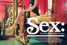 The Sex Issue -- New York Magazine