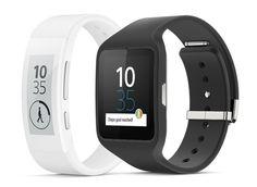 IFA. Sony presenta anche SmartWatch 3 e SmartBand Talk, i suoi nuovi dispositivi wearable