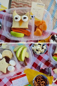 These are lunch idea