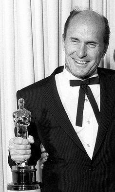 """Robert Duvall - Best Actor Oscar for """"Tender Mercies"""" 1984 Academy Award Winners, Oscar Winners, Academy Awards, Hollywood Actor, Hollywood Stars, Classic Hollywood, Robert Duvall, Betty Buckley, Ellen Barkin"""