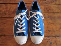 Shoes Like Pottery, Indigo