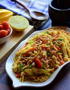 Bak Choy Berdaging | Resepi: Vegetables / Sayur Sayuran ...