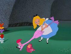 *ALICE ~ Alice in Wonderland, Alice In Wonderland Animated, Alice In Wonderland Aesthetic, Alice And Wonderland Tattoos, Alice In Wonderland 1951, Adventures In Wonderland, Disney Magic, Disney Art, Walt Disney, Disney Animation