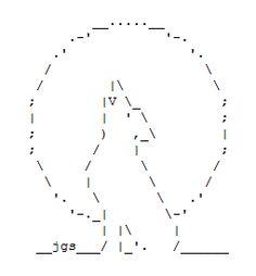 Extrem Micky Mouse con un corazón | Arte ASCII | Pinterest | Ascii art  ZJ62