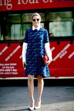 The Secret to Nailing Your Office Dress Code Every Single Day via @WhoWhatWearUK