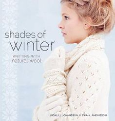 FaveCrafts Giveaway:  Shades of Winter.  Beautiful book filled with knitting patterns that are perfect for the winter season!  Contest ends November 13, 2012