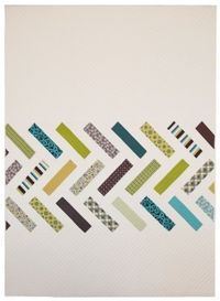 Here & There Quilt Pattern | Denyse Schmidt