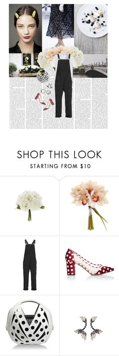 Preview Spring 2016: Trendy and chic by ecletica-and-chic on Polyvore featuring Needle & Thread, Bionda Castana, Perrin, Marni, Chloé, Chanel, Dolce&Gabbana and VIVETTA
