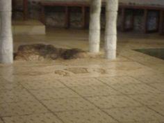 En Israel, es el nombre del lugar tradicional en donde se llevó acabo la Multiplicación de los Panes y los Peces. (Mat. 14: 13-21) Se encuentra en la costa norte del mar de galilea .Es una iglesia benedictina y ahí está la piedra donde se dice que Jesús multiplicó los peces y panes porque al salir de Cafarnaum, que era desierto, mucha gente lo siguió hasta llegar a Tabgha y no había comida suficiente.