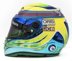 Racing Helmets Garage: Schuberth F.Massa 2017 by Jens Munser Designs Biker Helmets, Racing Helmets, F1 2017, Helmet Design, Motorsport, Garage, Pictures, Blog, Formula One