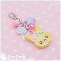 Cookie rabbit charm 2