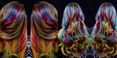 The Renaissance of Hair Colour - interview with Alix Maya Clymer! - The HairCut Web Hair Color And Cut, Cool Hair Color, Hair Colour, Love Hair, Gorgeous Hair, Amazing Hair, Beautiful, Hair Due, Reasons To Smile