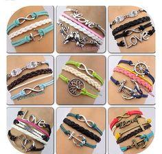 Cute bracelets for teens