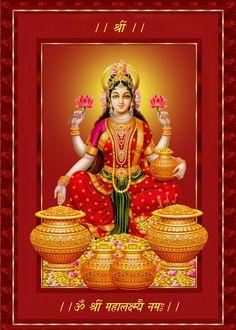Lakshmi Devi, the Abundance of the Universe Lakshmi Photos, Lakshmi Images, Lakshmi Statue, Hindu Deities, Hinduism, Lord Ganesha Paintings, Ganesh Wallpaper, Lord Vishnu Wallpapers, Radha Krishna Pictures