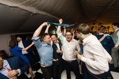 Betsy + Dan - Colourful Barn Wedding at The Normans Wedding Barn. Wedding Barn in North Yorkshire. Full of fun, laughter and so much colour. A York Barn Wedding North Yorkshire, Norman, Dancing, Barn, Weddings, Color, Dresses, Fashion, Vestidos